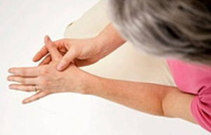 腱鞘炎・バネ指治療