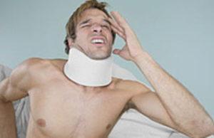 頚椎捻挫(けいついねんざ)