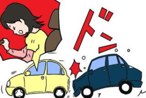 車衝突交通事故治療